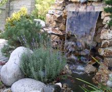 Водоемы, бассейны, фонтаны